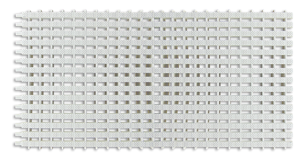 12 to 16 inch Parallel straight grating